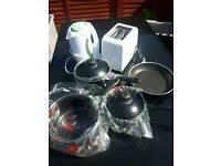 Caravan kitchen equipment