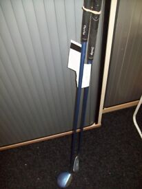 Dunlop 65i Titanium 6 iron and 5 wood for the pair