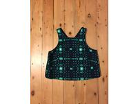 Whistles Top Short/Crop Size 12 Very Good Condition