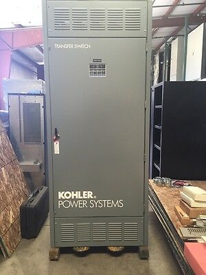 Kohler 1200a Automatic Transfer Switch Ats