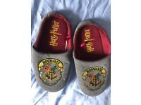 Harry Potter slippers size 2