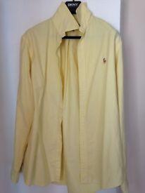 Men's Ralph Lauren Custom Fit Shirt