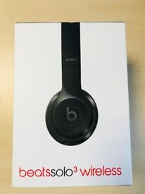 Beats by Dr. Dre Solo3 Headband Headphones New Opened but not used