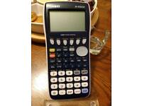 Graphic calculator fx-9750GII