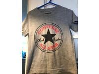 Converse tshirt 3-4 years