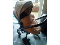 Silvercross Surf 2 with carrycot £150 ono