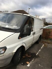Ford transit (spares and repairs)