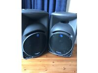 MACKIE SRM 450 ACTIVE P.A SPEAKERS Inc Speaker Stands & Covers