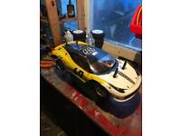 Tamiya tt-02 brushless conversion 1/10