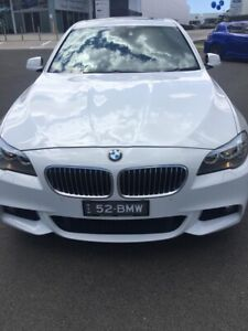 Immaculate BMW 520D M Sport Auto
