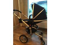 Silver Cross Surf Pushchair with accessories
