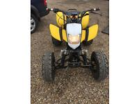 Quad road legal bashan 200cc