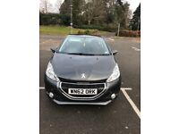 Peugeot 208 free tax 40173 mileage full service history mot till July 2019