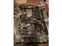 PROVISIONALLY SOLD - Gigabyte Z170 HD3P motherboard LGA1151