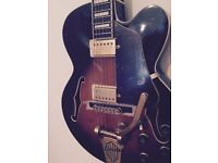 Ibanez AF75TDG Never Used with tags