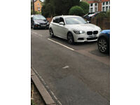 BMW 120D M SPORT WILL P/X OR SWAP??