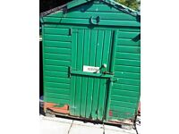 Free Shed 6X8 For firewood.