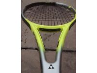 Fischer tennis racket