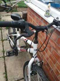 CHILDS BIKE AGED 7