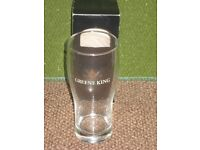 Greene King 1799 Oversize Pint Glass with Box for £3.00