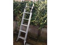 Step ladder 6ft long
