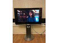 BANG AND OLUFSEN BEO 7-32 WITH BUILT IN DVD AND DETACHABLE SPEAKER booklet /instructions