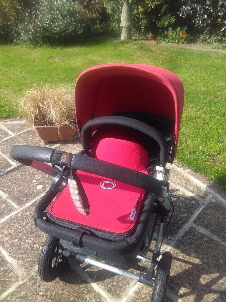 Bugaboo Cameleon 2 complete 3 way travel system