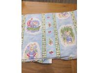 Childrens nursery fabric