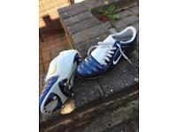 Nike total 90 football boots size 7