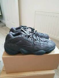 Adidas Yeezy 500 Utility Black UK 10