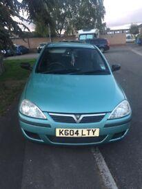 Vauxhall Corsa 1.2 £499 ONO