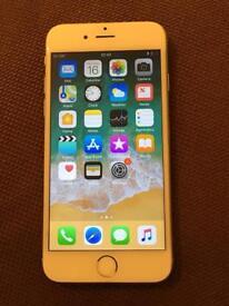 iPhone 6 16gb silver O2 , Tesco excellent condition