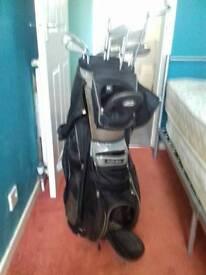 Ram zx golf clubs