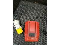 Hilti battery charger 110v