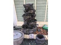 New garden rockery selling for £250