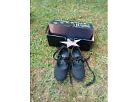 Tap dancing shoes size 9