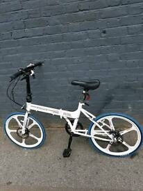 Shen Zhen Bolujie fold up Bike