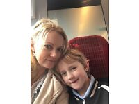 Part time nanny wanted until July
