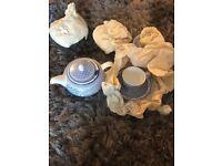 Whittard teapot set
