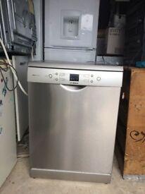 **BOSCH**DISHWASHER*60CM**ENERGY RATING: A+**STAINLESS STEEL**COLLECTION\DELIVERY**NO OFFERS**