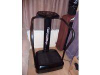 Crazy Fit Vibration Massage Massagers Machine - Powerful Heavy Duty 3000w Motor