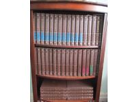 FREE - Vintage 1987 15th Edition Set of 42 ENCYCLOPAEDIA BRITANNICA + YEARBOOKS
