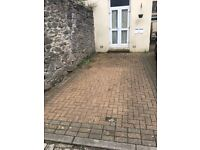 Parking space to rent ideal for central Plymouth or the Barbican