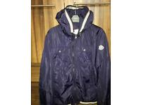 New moncler jacket men's size 4