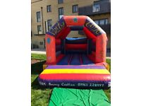 Bouncy castle hire today
