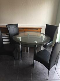 Harvey's dining suite