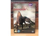 BBC Planet Dinosaur DVD