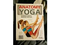 BRAND NEW 'ANATOMY OF YOGA' BOOKS FOR SALE