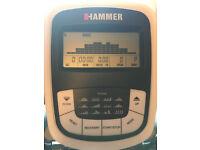 HAMMER Elliptical Cross Trainer XTR - new condition