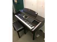 Pre Loved Yamaha CVP207 Digital Piano Part Exchange & Finance Welcome